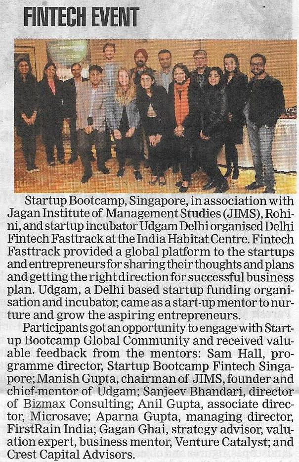 Management College Reviews Jims Startup boot camp