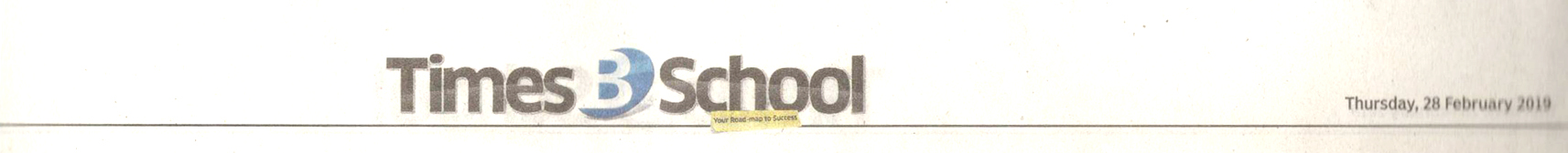 JIMS Rohini Ranked 29th among Top 100 B- Schools in India.