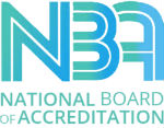 National Board of Accreditation accrediated