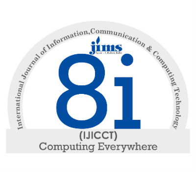 JIMS: International Journal of Information, Communication and Computing Technology (IJICCT)