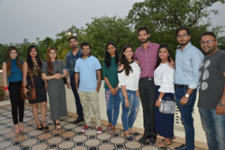JIMS, organized PGDM-IB First Exclusive Alumni Meet