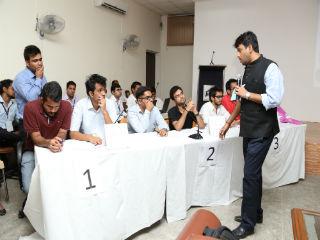 JIMS organized Inter-College Business Quiz Contest 2014