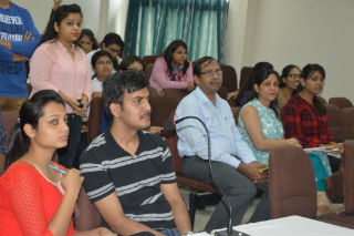 JIMS Marketing club organized a Marketing quiz