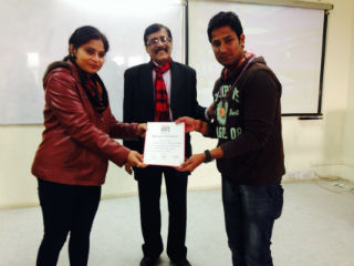 Business Standard B-school Quiz at JIMS Rohini