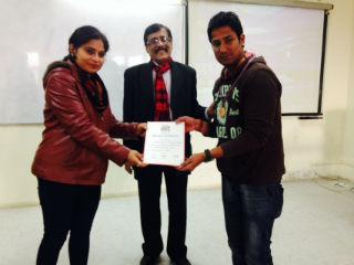 Business Standard B-school Quiz at JIMS Rohini
