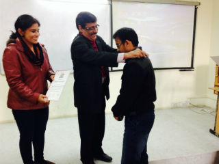 PGDM students of JIMS Rohini
