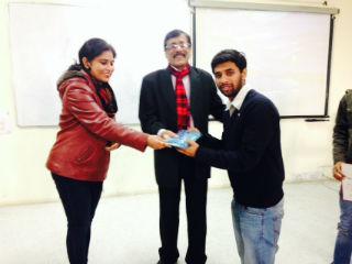 Dr.RituBajaj, Faculty, JIMS