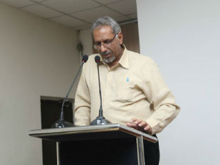 Dr. J. K. Goyal, Director, JIMS