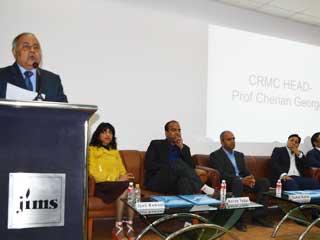 PGDM- General, International Business & Retail Management Students JIMS Rohini Delhi