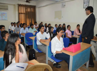 Guest Lecture on Starting Your Start-Up