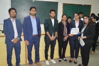PGDM-IB Students JIMS Rohini