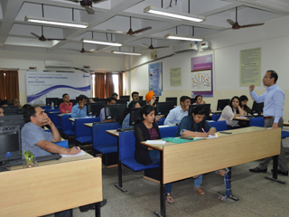 IT Department of JIMS Rohini Organised FDP on  Data Science