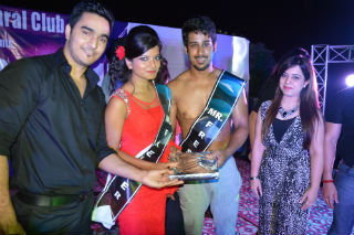Mr. and Ms. Fresher contest which included Fashion Show, Talent Hunt