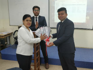 JIMS Rohini organised guest lecture on Customer Experience in Digital Era