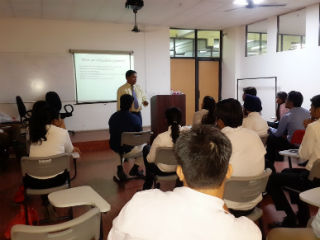 Guest Lecture on Indian Retail – Next Growth Story with Challenges and Opportunities