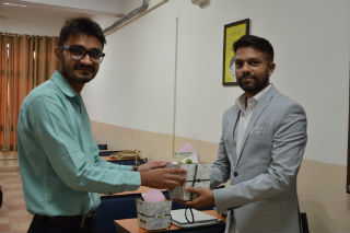 JIMS Rohini organised Guest lecture on Online Retailing with Team Zerokaata