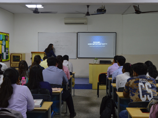 GUEST LECTURE ON SOCIAL MEDIA