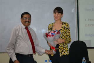 Guest Lecture for PGDM-IB Students