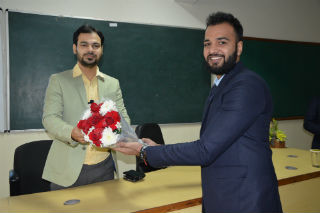 Guest Session in PGDM (IB) and PGDM (RM)-First year