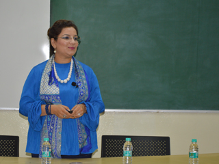 A session on Personality Development