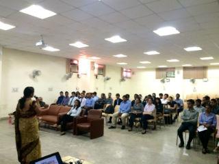Ms Urvashi Sareen, Sr Manager Human Resource Tech Mahindra