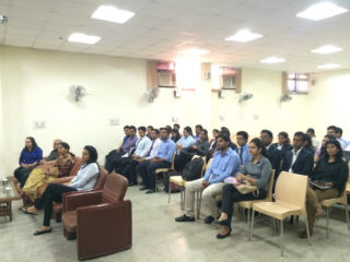 Guest lecture at JIMS