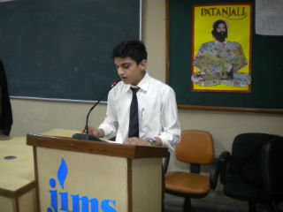 Guest Lecture on Patanjali boom make global biggies sweat