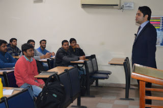 Guest Lecture on RESUME WRITING