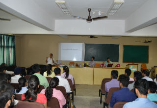 Session by Tata Power Delhi Distribution Limited (TPDDL) at JIMS, Rohini