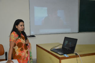 Guest Lecture for PGDM IB