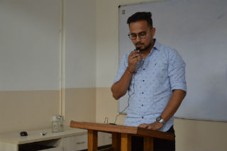 JIMS Rohini organised Guest Lecture on Branding and Market Positioning