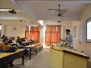 Guest Alumni Session on Corporate Expectations from young business professionals