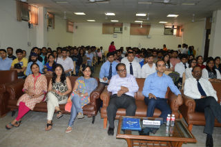 Guest Lecture on Sales and Marketing Strategies of Hindustan Levers