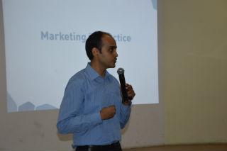 PGDM Students JIMS Rohini Delhi