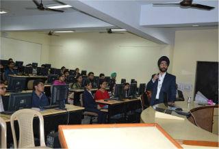 PGDM Students JIMS Rohini Sector-5 Delhi