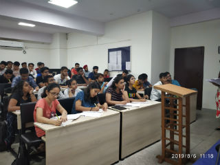 JIMS Rohini Organised Pre Placement Activity on Strategies and Tricks to Enhance Logical Reasoning for BCA students