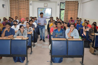 Guest Lecture on Expectations @ Corporate for PGDM-IB(2017-19)