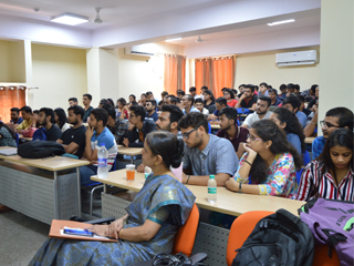 Guest Lecture on Career in Cloud