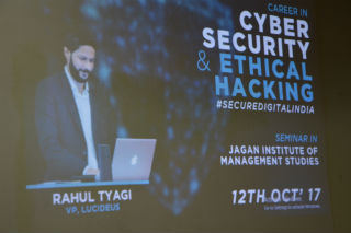 SESSION ON cyber security