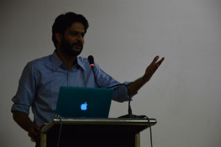 Session on 'Conflict management' by Prof. S.C.Kapoor