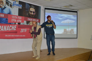 JIMS Rohini organised  Motivational Session Panache 2019