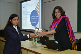 JIMS Rohini Organised a Guest Session on Power of LinkedIn for PGDM Students