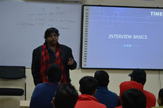 JIMS Rohini organised Prep placement Activity on How to improve interview performance for BCA & BBA Students