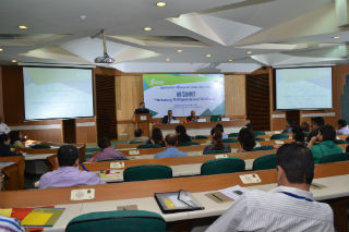 JIMS Rohini recently organised HR Summit
