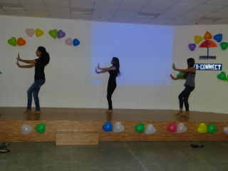 IB Club of JIMS Organized an event titled IB Connect