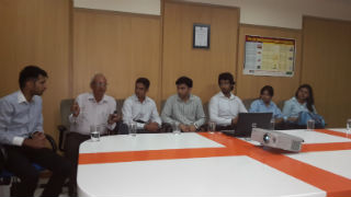 detailed presentation along with HR Manager