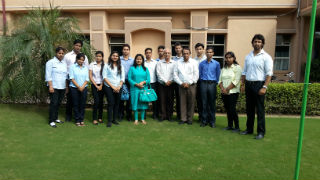 industrial Visit PGDM-RM students