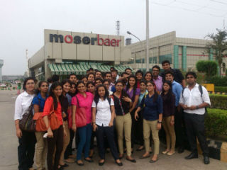 PGDM and PGDM International Business 2014-2016 Batch