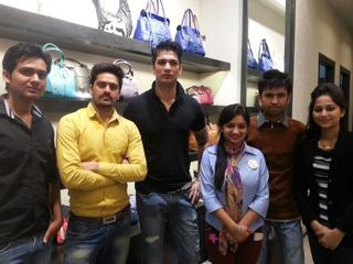 PGDM Retail Management Students