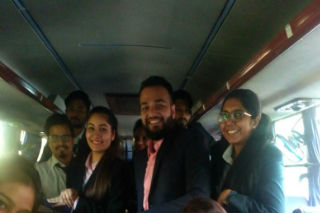 JIMS Rohini Sector-5 Delhi Industrial visit was organized for PGDM –IB Students to LT Foods (Dawat Rice), Sonipat